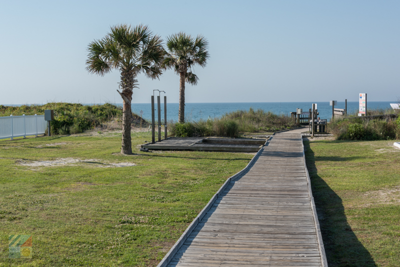 Beach Access in Pine Knoll Shores