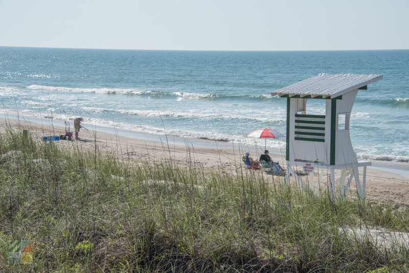 Eastern Regional Beach access with ample parking