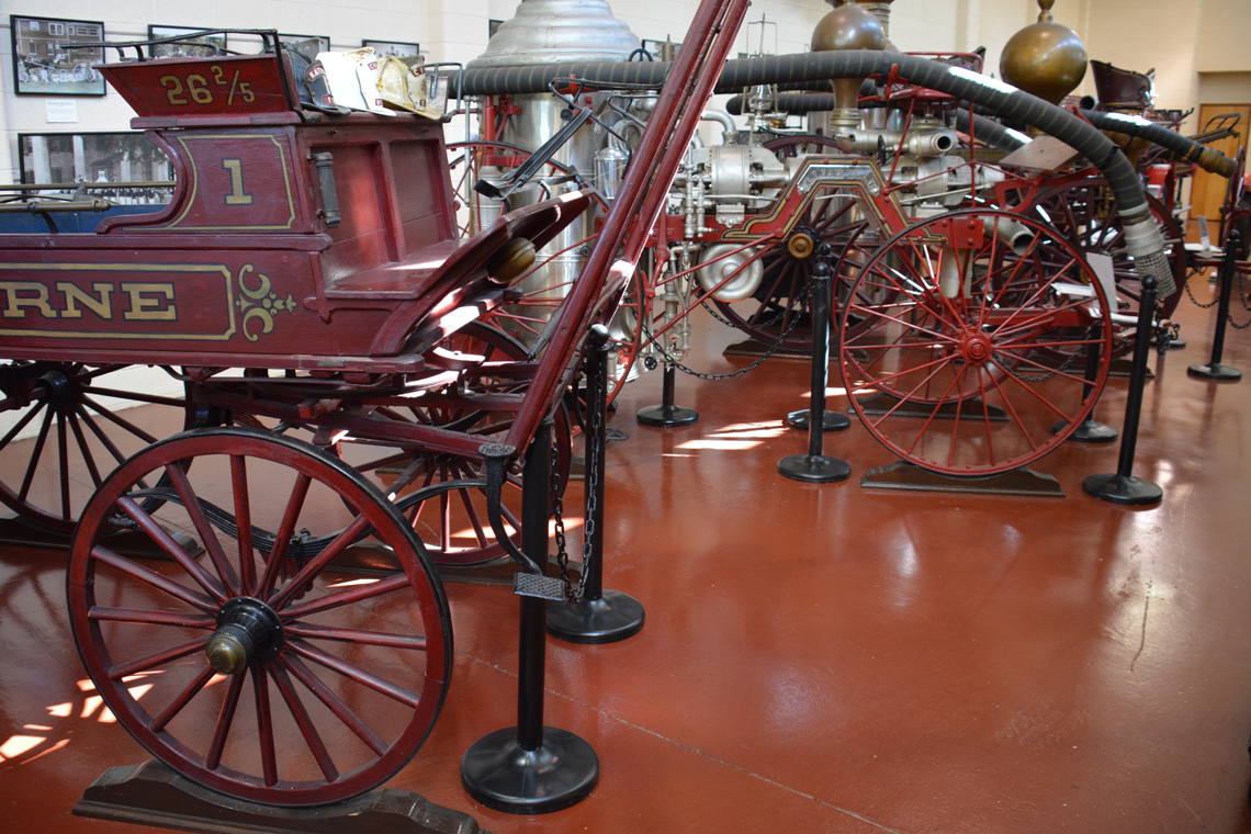 The New Bern Fireman Museum
