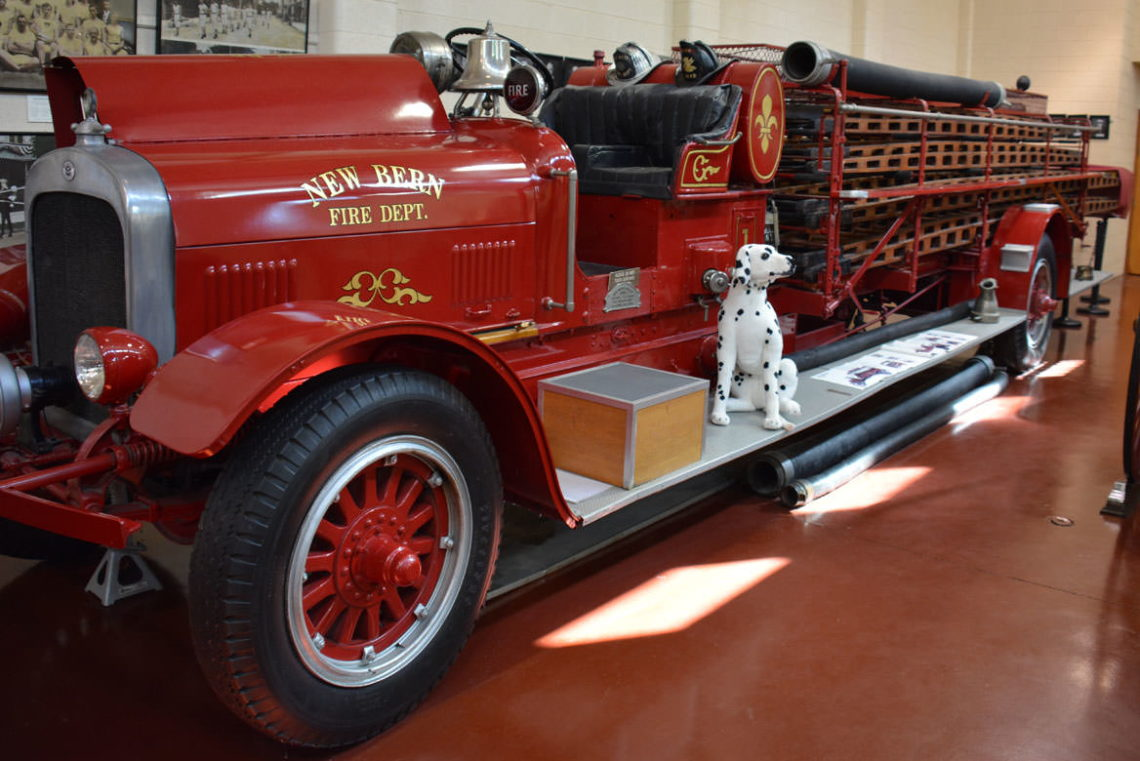 New Bern Firemans Museum