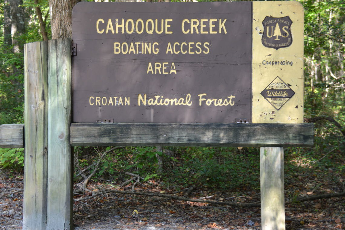 Cahooque Creek Recreation Area