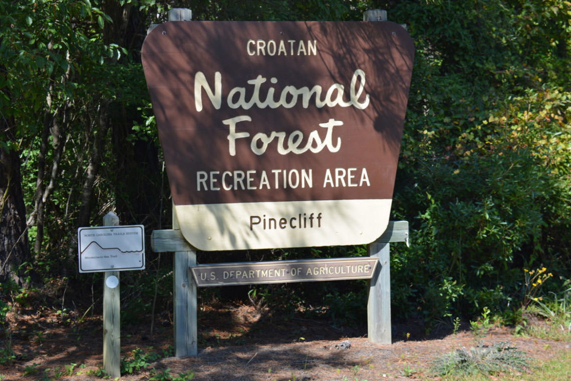 Pinecliff Recreational Area