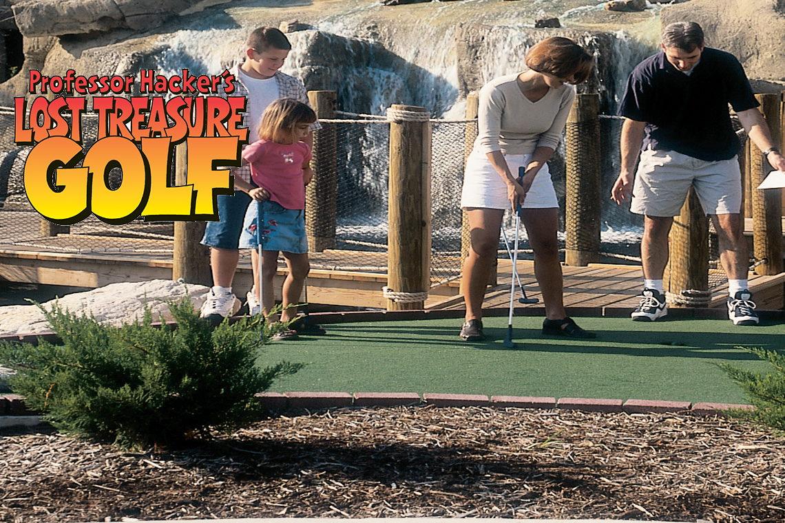 Lost Treasure Golf And Raceway Crystal Coast
