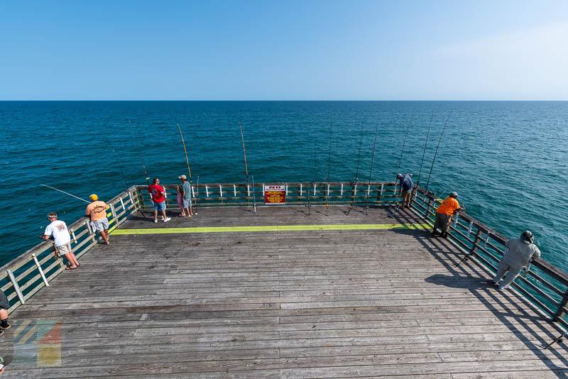 Bogue Inlet Fishing Pier - CrystalCoast com