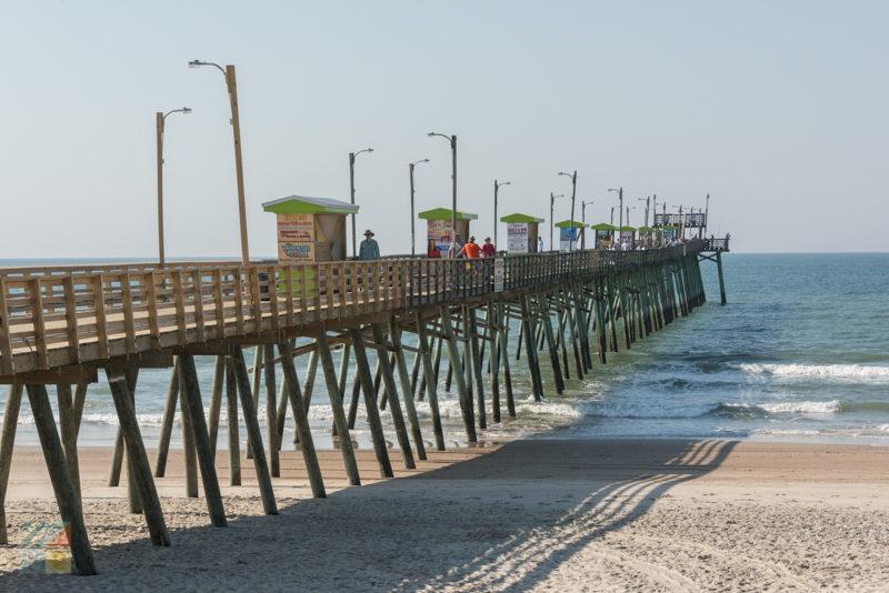 Bogue inlet fishing pier for Bogue inlet fishing pier emerald isle nc