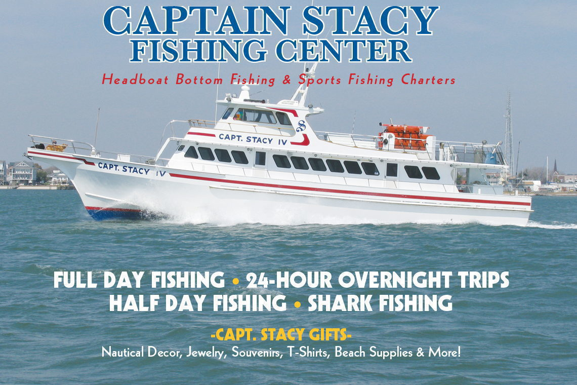 Capt. Stacy Fishing Center