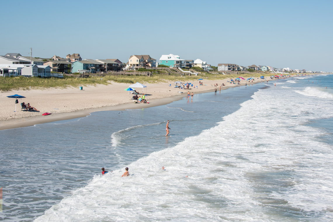 Indian Beach - CrystalCoast.com