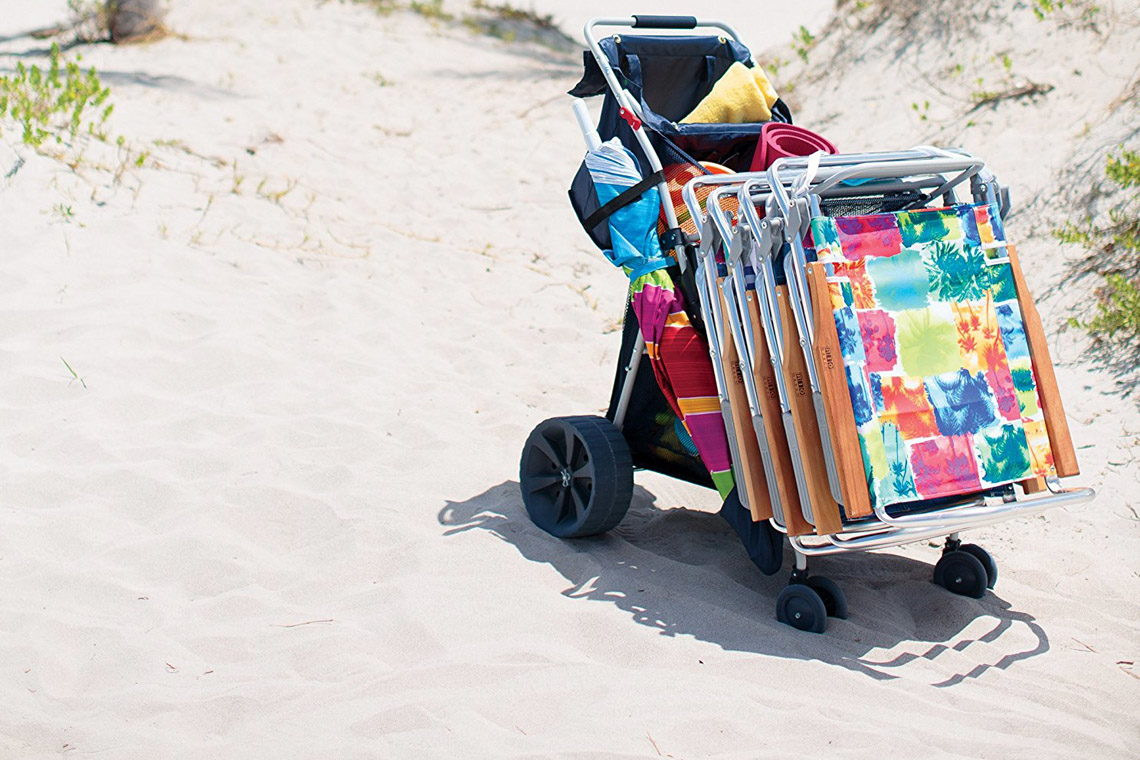 Best Beach Carts 2017
